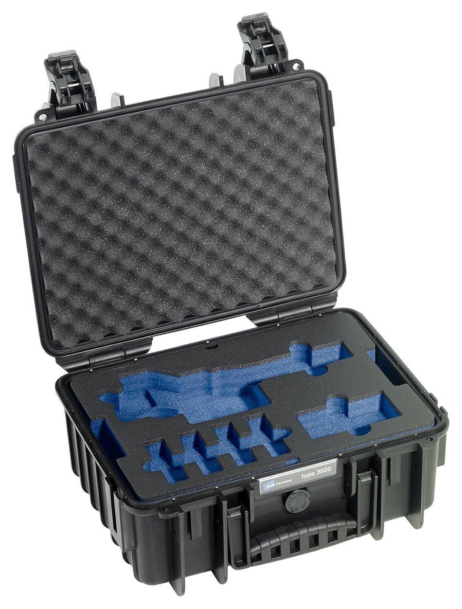 b w outdoor case koffer f r die dji osmo kamera funthomas. Black Bedroom Furniture Sets. Home Design Ideas